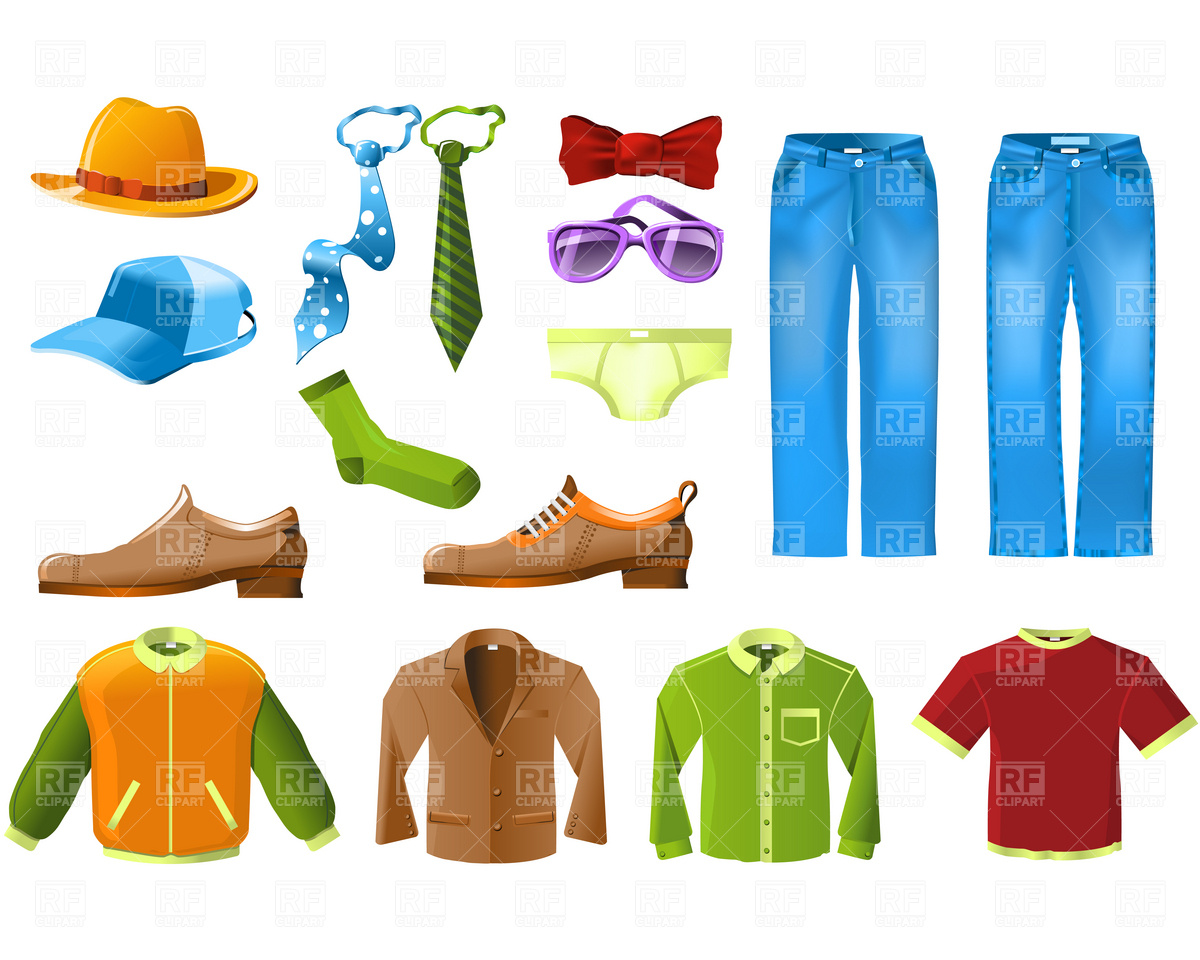 Clipart clothes.