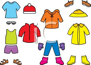 clipart clothes