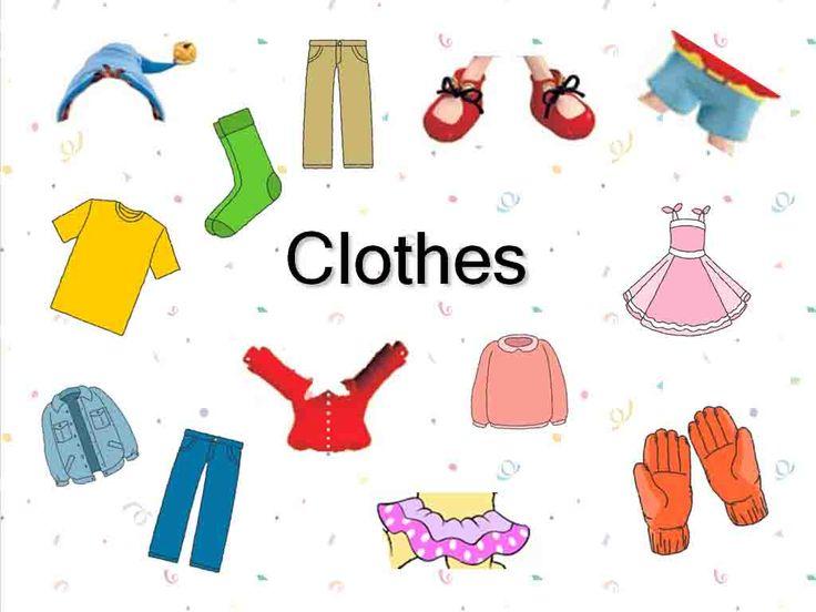 Free cliparts download . Clothes clipart clip art