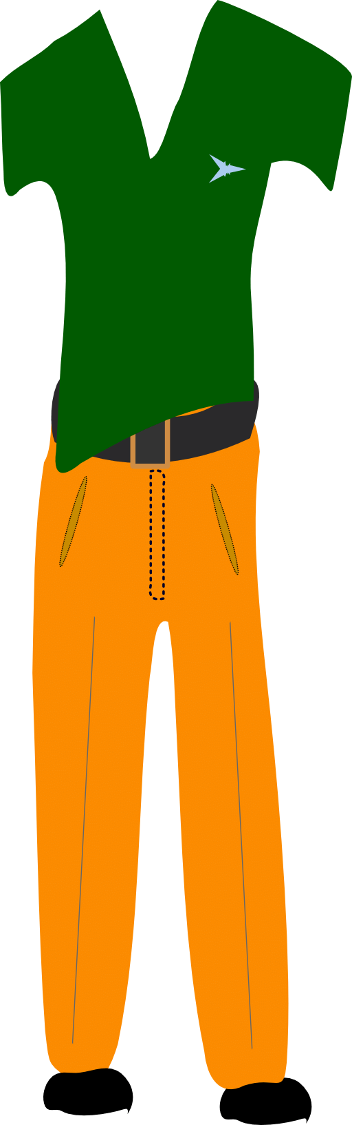 Elves clipart pants. Wear active cliparts many