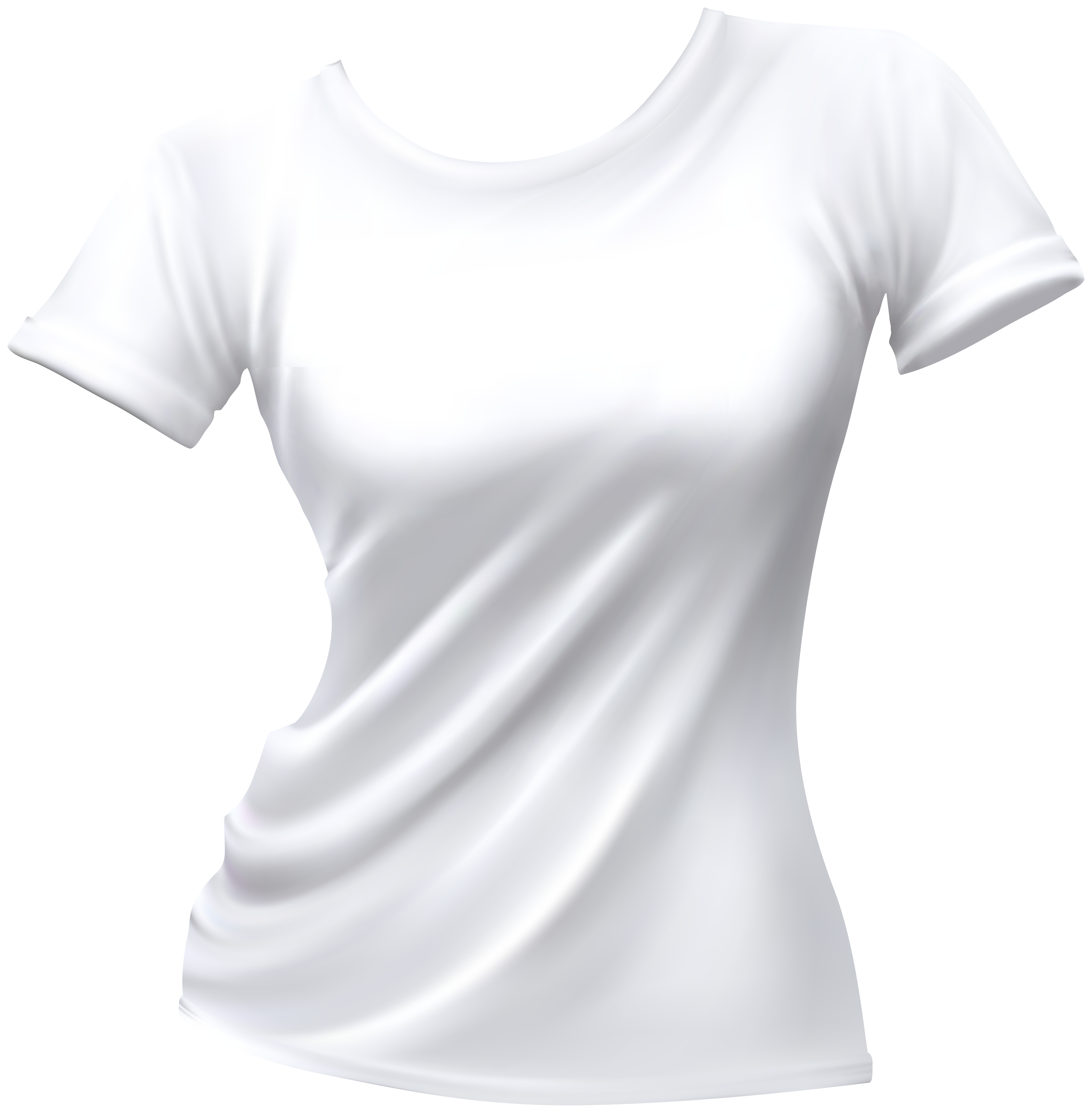 White t shirt free. Clipart road top view