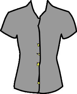 Women clothing clip art. Dress clipart blouse
