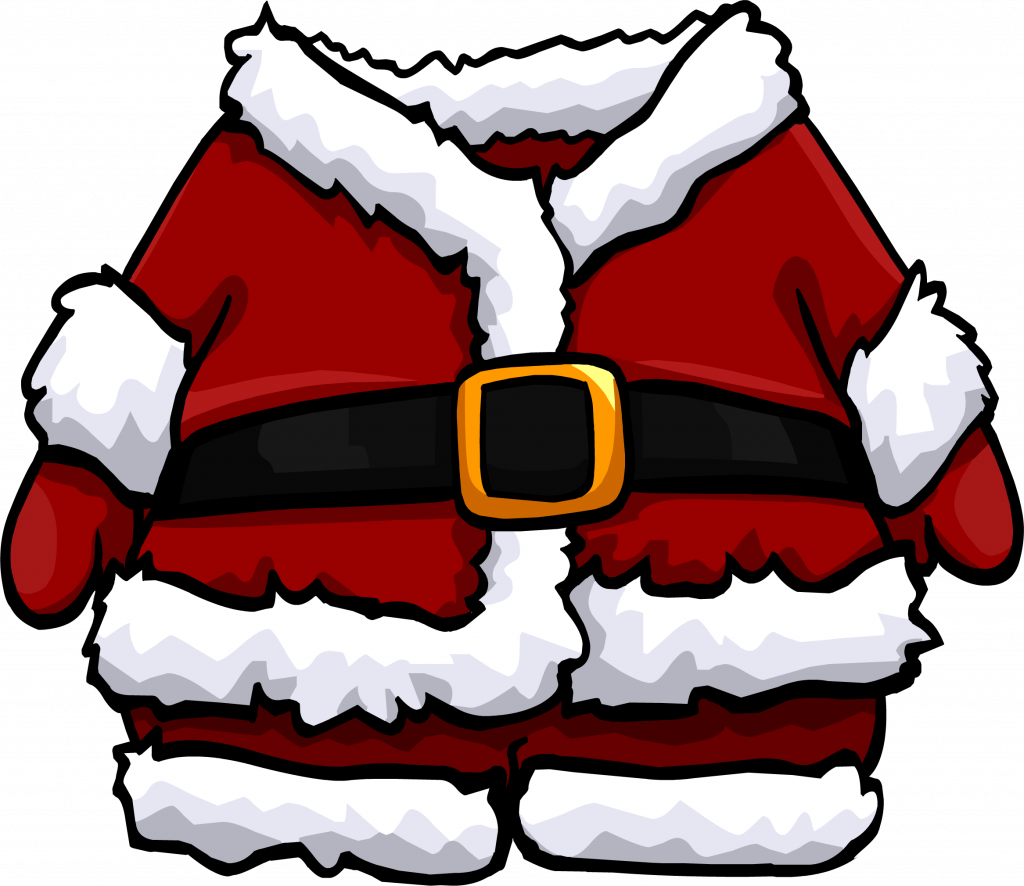 collection of outfit. Clothes clipart christmas