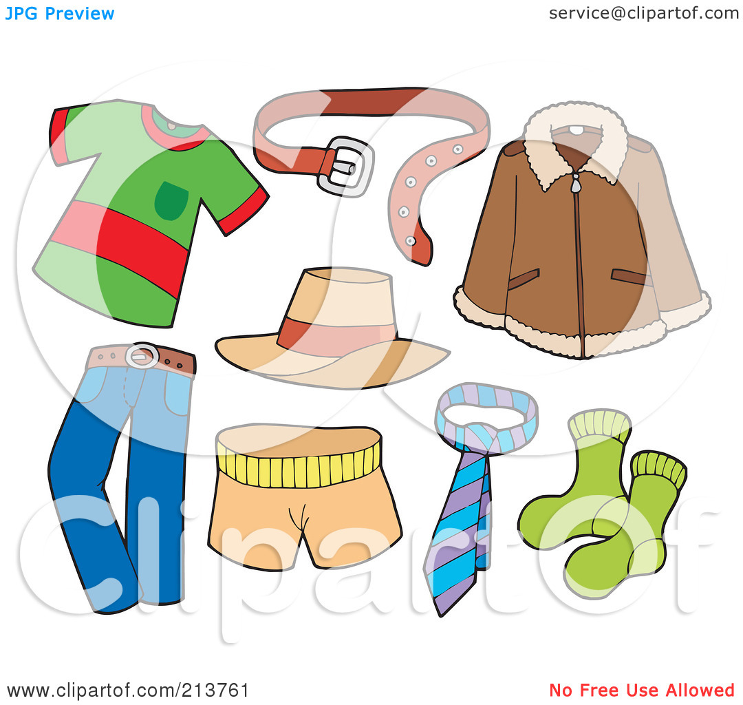 Clothes clipart collage. Fashion for panda free