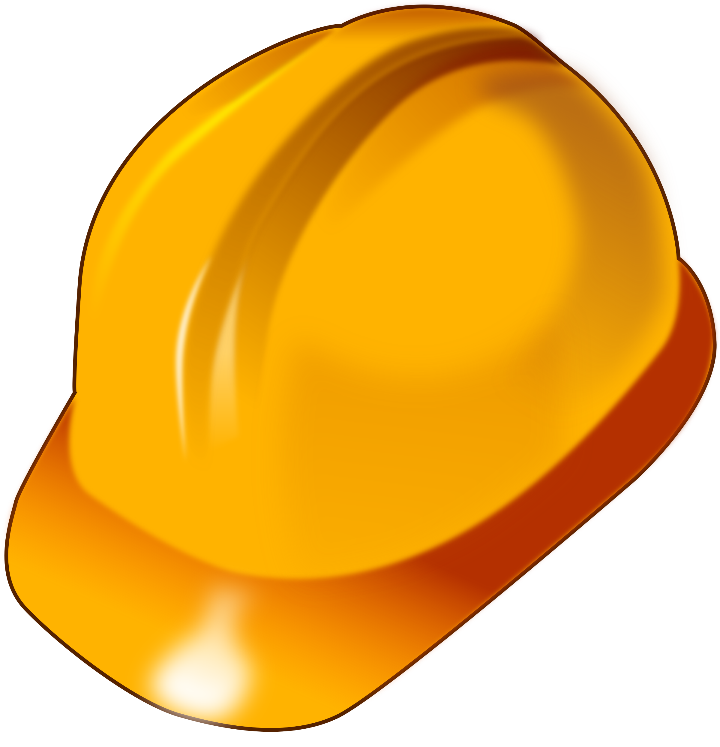 Contractor clipart builder. Construction hat at getdrawings