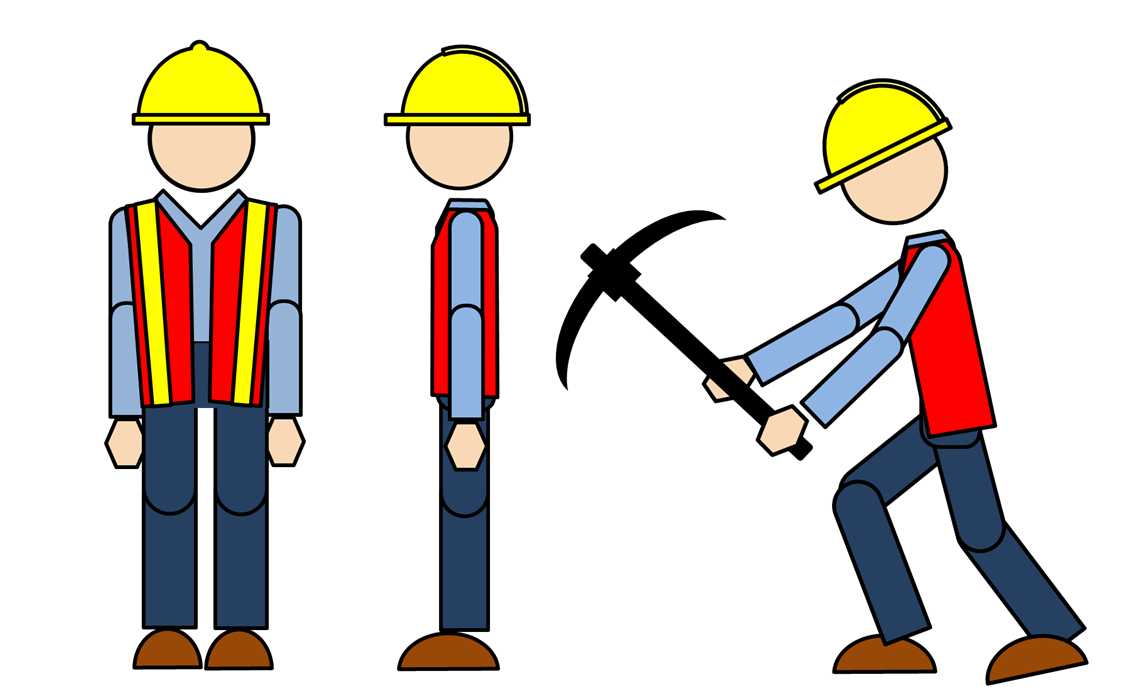 clipart clothes construction worker