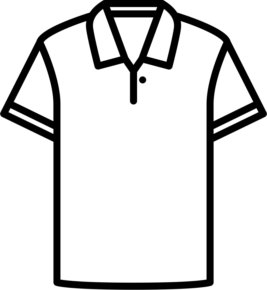 Winter clipart jersey. Cotton polo shirt svg