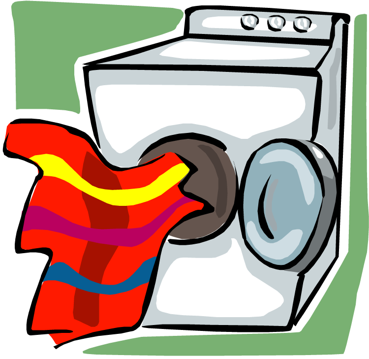 Drying . Clothes clipart dresser