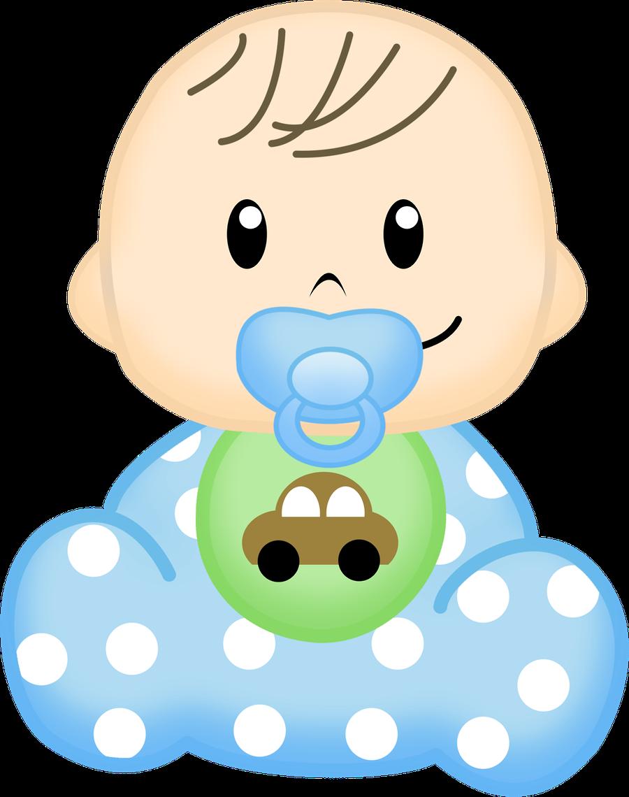 Beb menino e menina. Ducks clipart baby shower