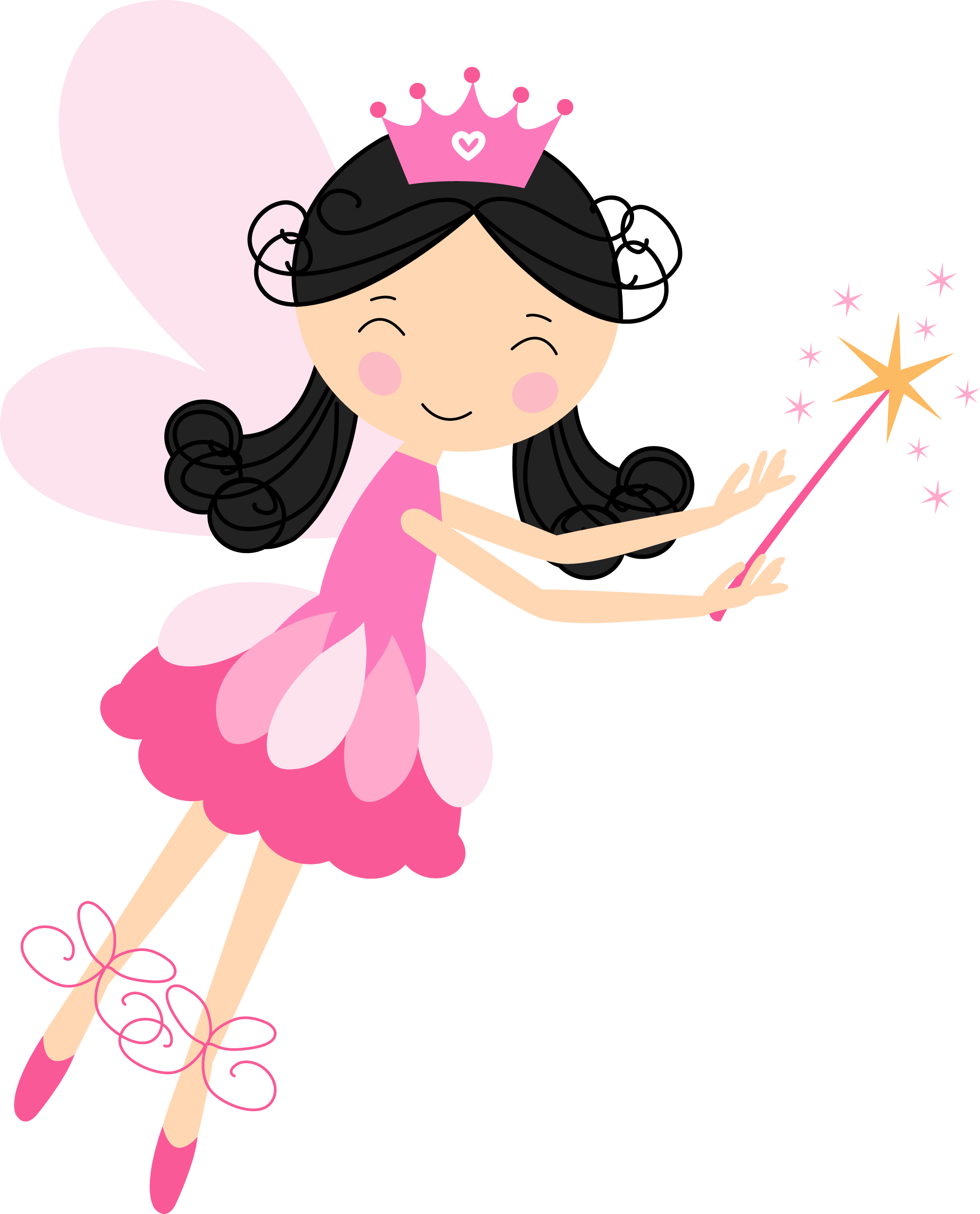 alas etiquetas pinterest. Picture clipart fairy