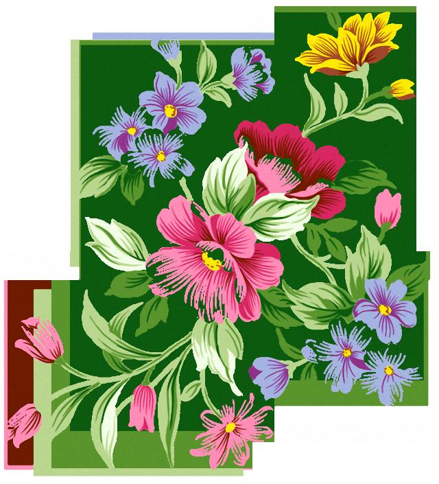 Flowers Decoration PNG Clipart