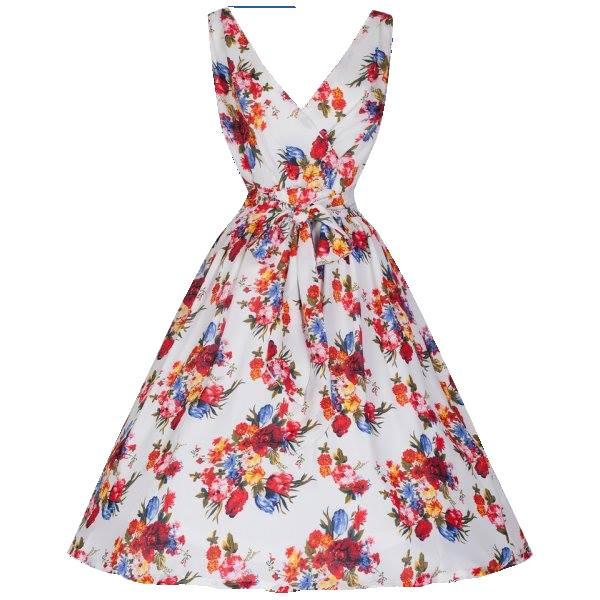 Png images transparent free. Dress clipart floral dress