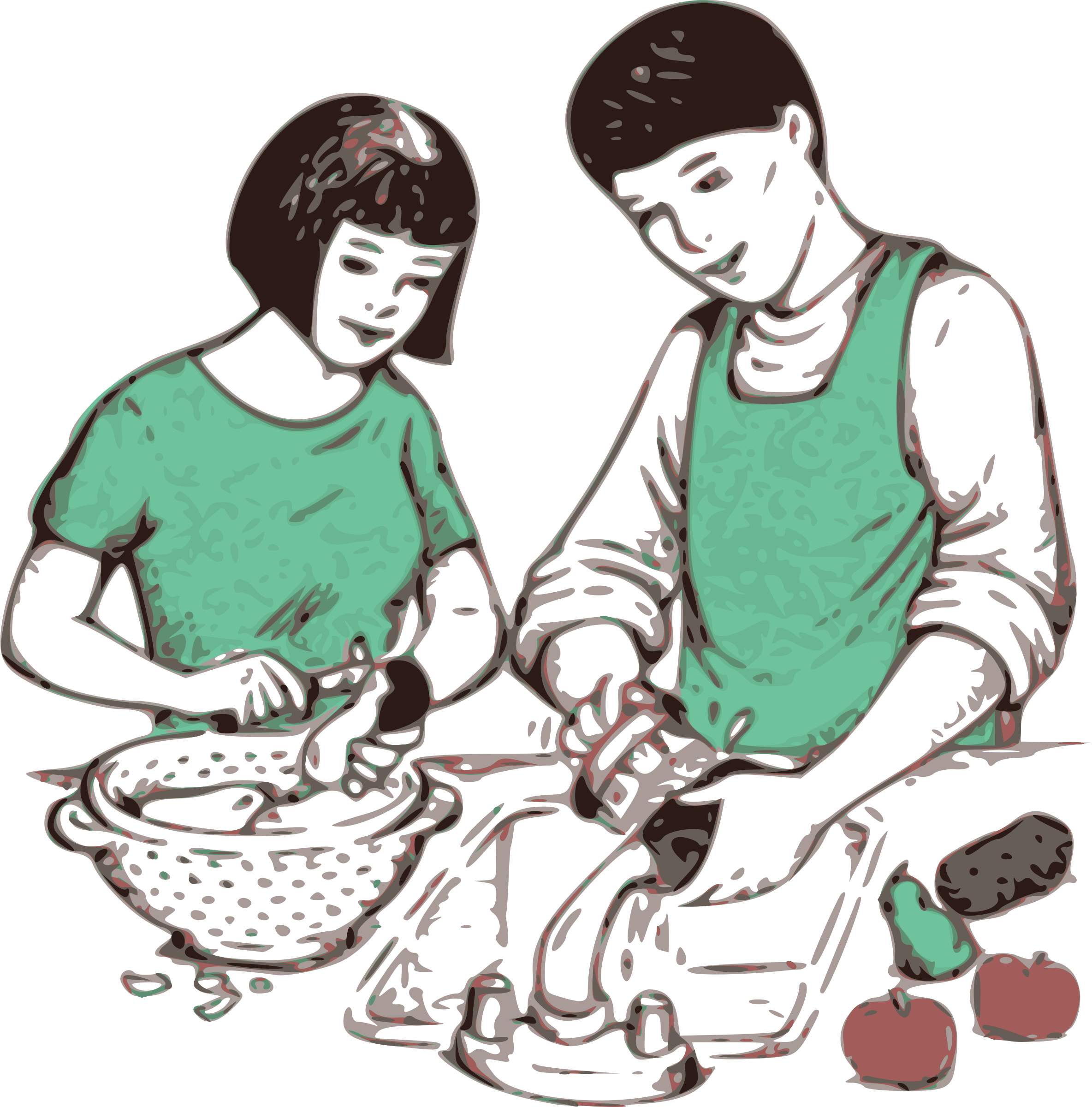 Food clipart clothes. Making icons png free