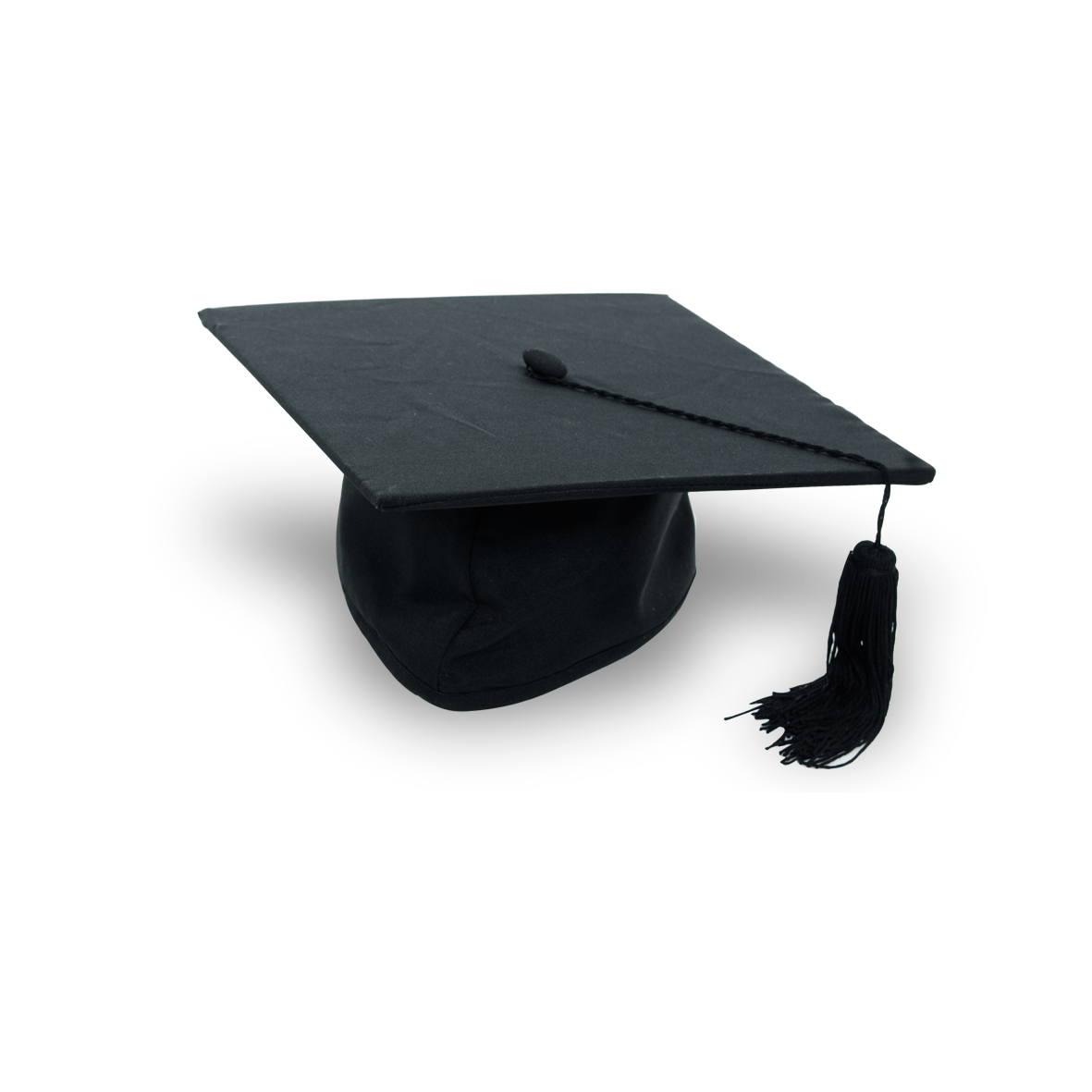Academic cap graduation ceremony. Square clipart small