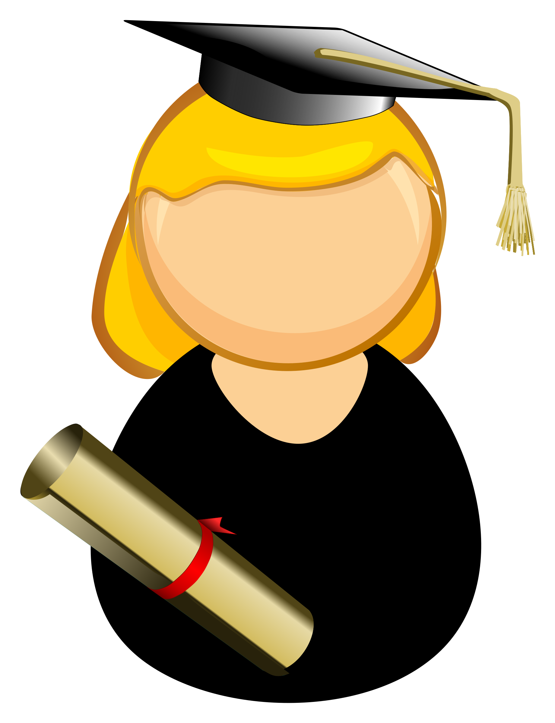 Graduated student icons png. Diploma clipart graphic