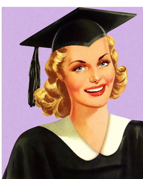 Http d top net. Graduation clipart vintage