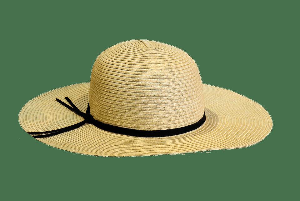 Clipart summer hat. Transparent png stickpng