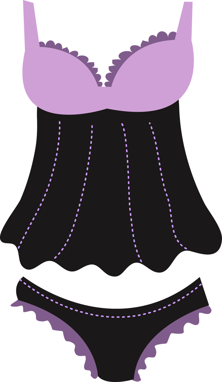 Swimsuit clipart tool. Minus say hello sexy