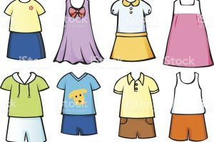 Clothing clipart house. Clothes portal