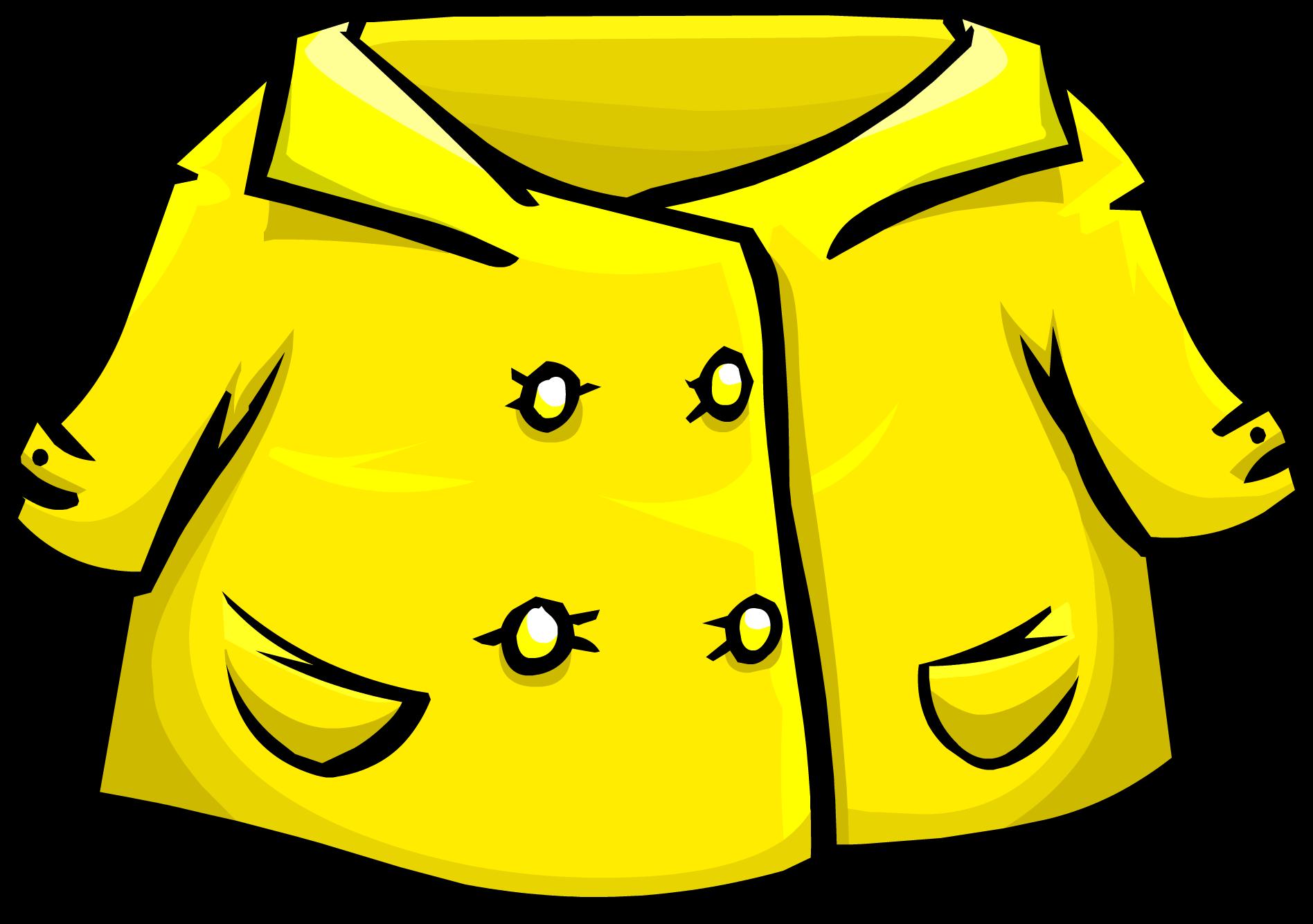 jacket clipart rainy