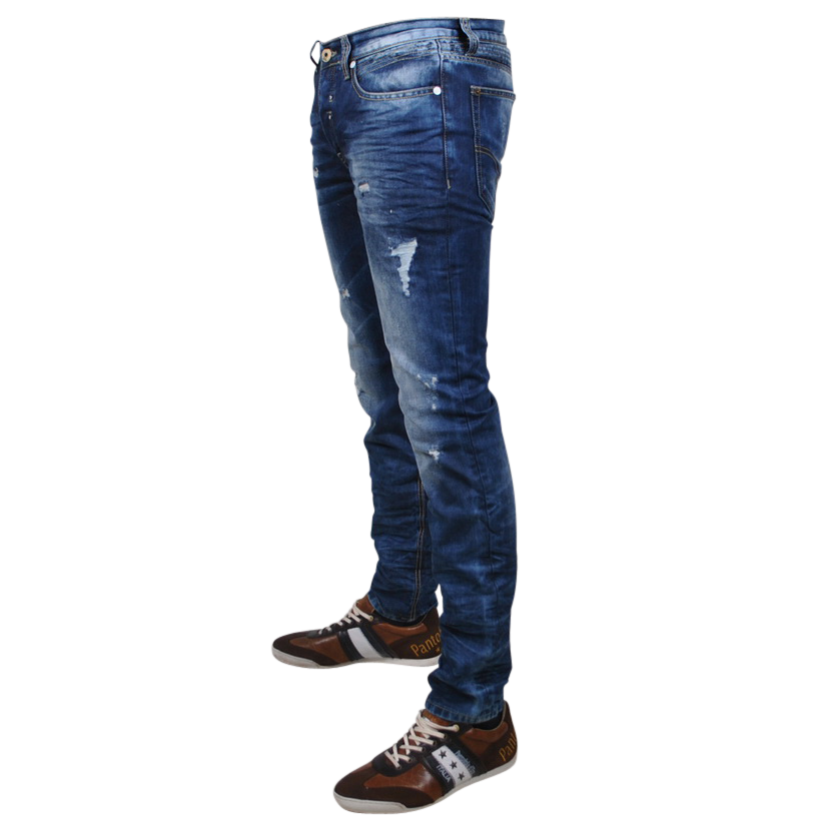Blue heren png image. Clipart clothes jeans