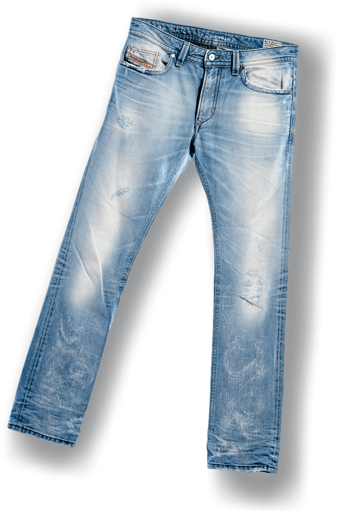 Jeans clipart blank. Pair of mens transparent