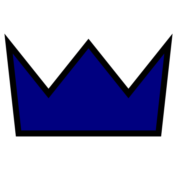 King crown vector png. Clothing icon clip art