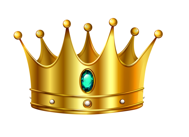 Treasure clipart crown. Transparent images free download