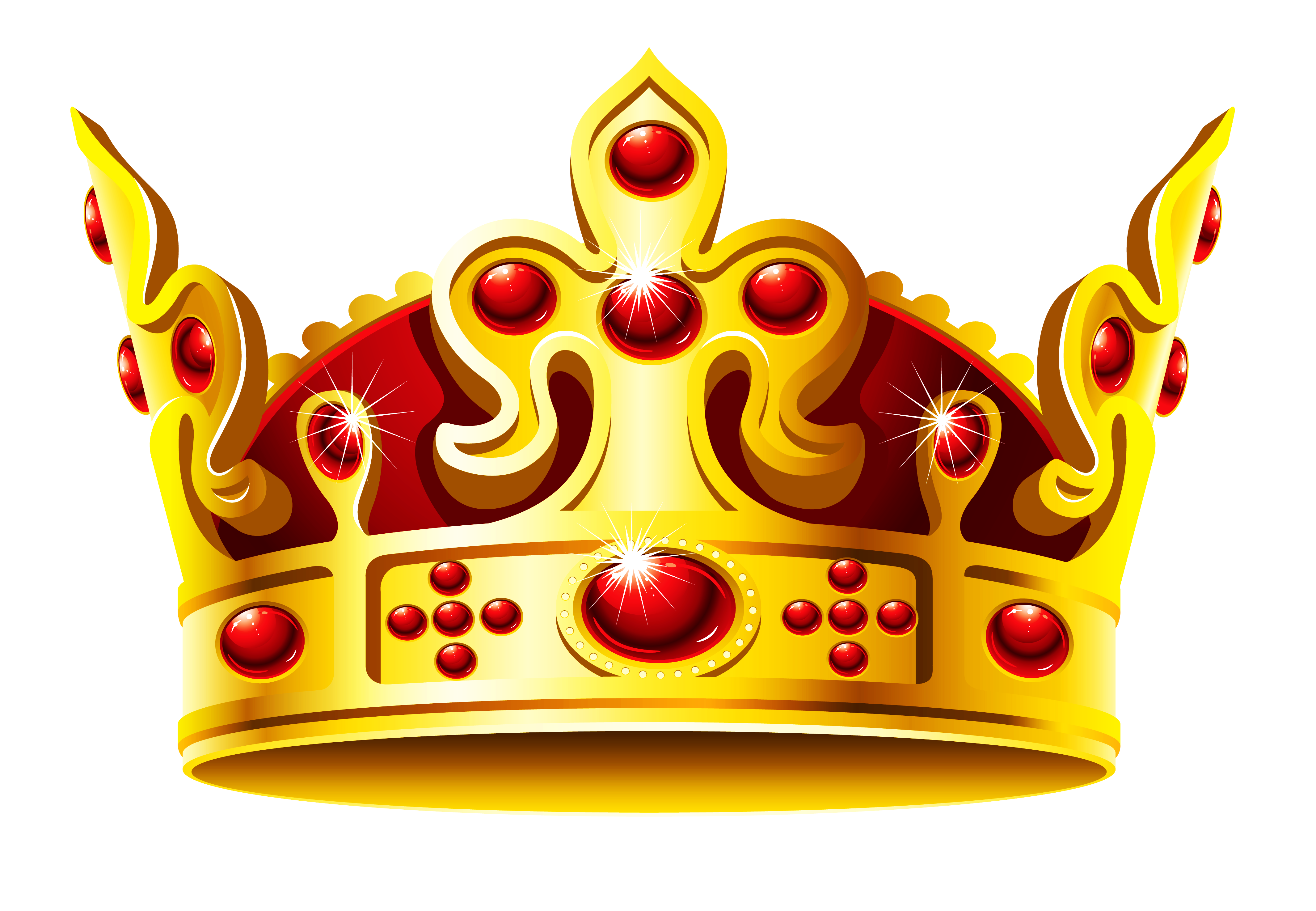 King crown png hd. R clipart red
