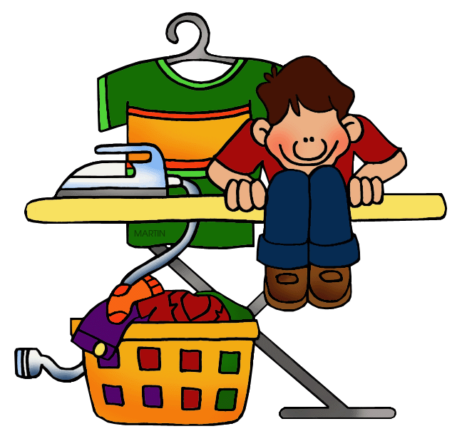 Other things clip art. Pin clipart laundry