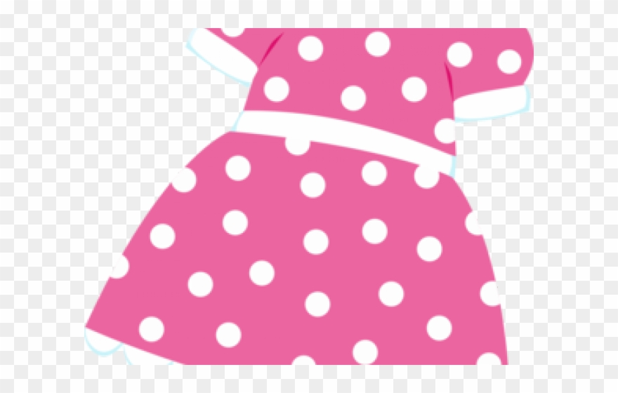 Minnie dress template . Clipart mouse clothes