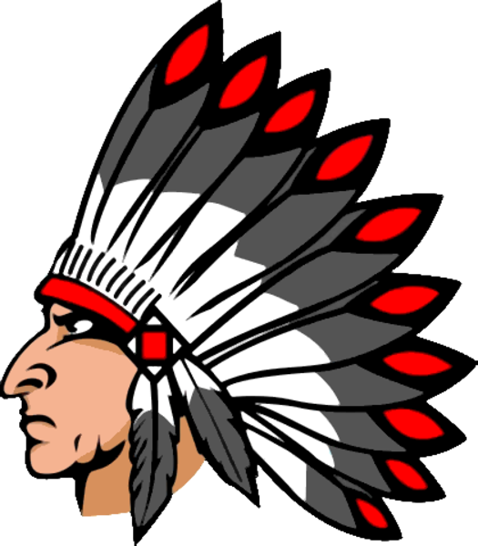 American indians png image. Pioneer clipart logo
