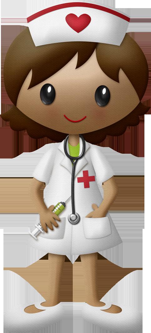 Enfermera dibujos infantiles pinterest. Vaccine clipart nursing graduation