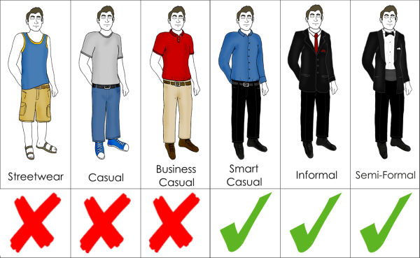 Professional clipart professional clothing. Free casual attire cliparts