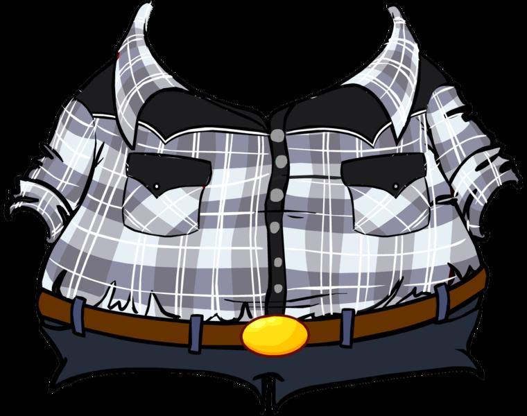 Shirt checkered shirt