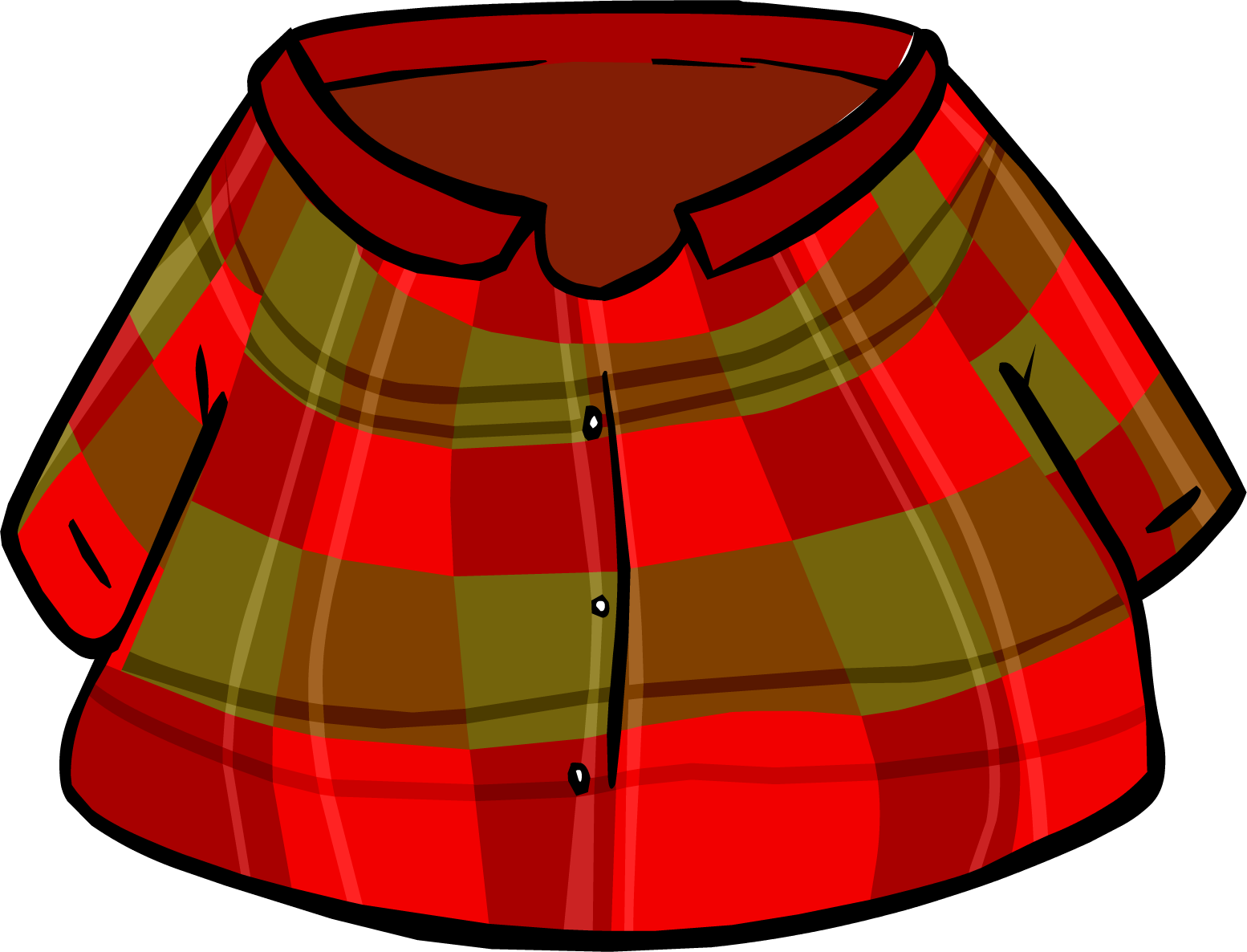 lumberjack clipart red flannel