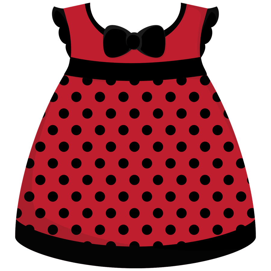 Beb menino e menina. Dress clipart sleeveless dress