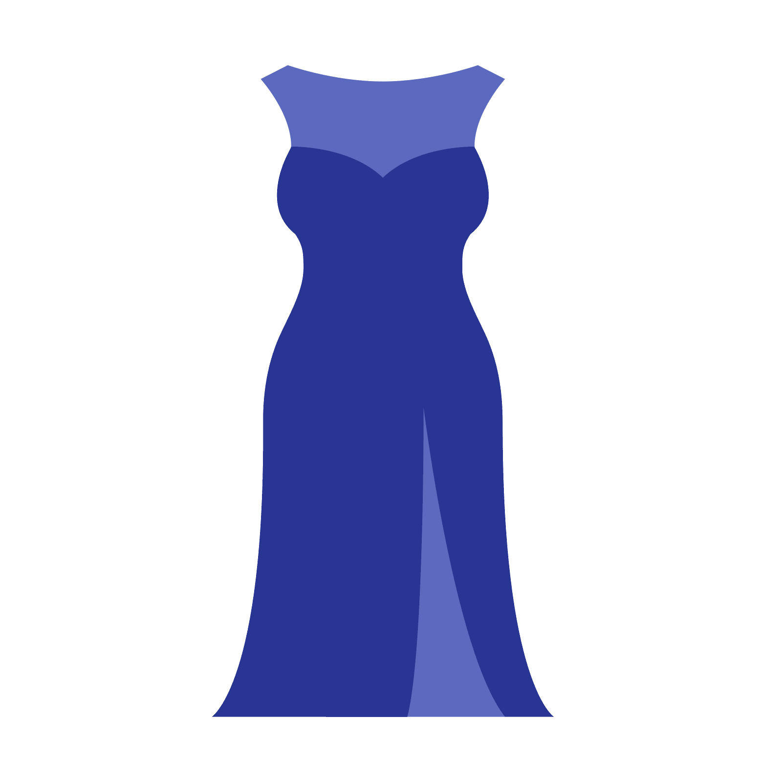 Clipart clothes prom. Dress icon dresses for