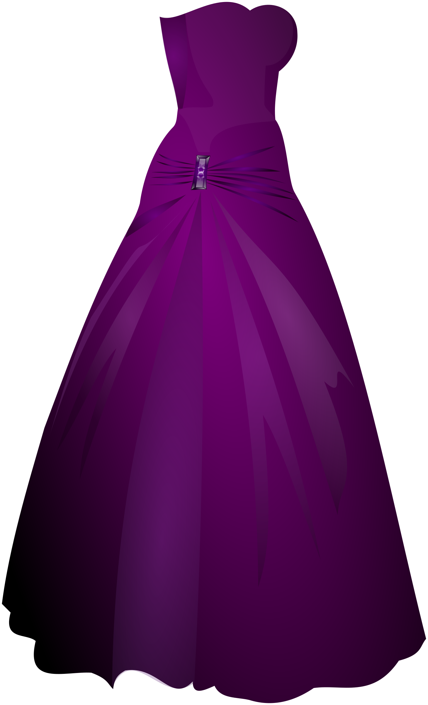 dress clipart gown