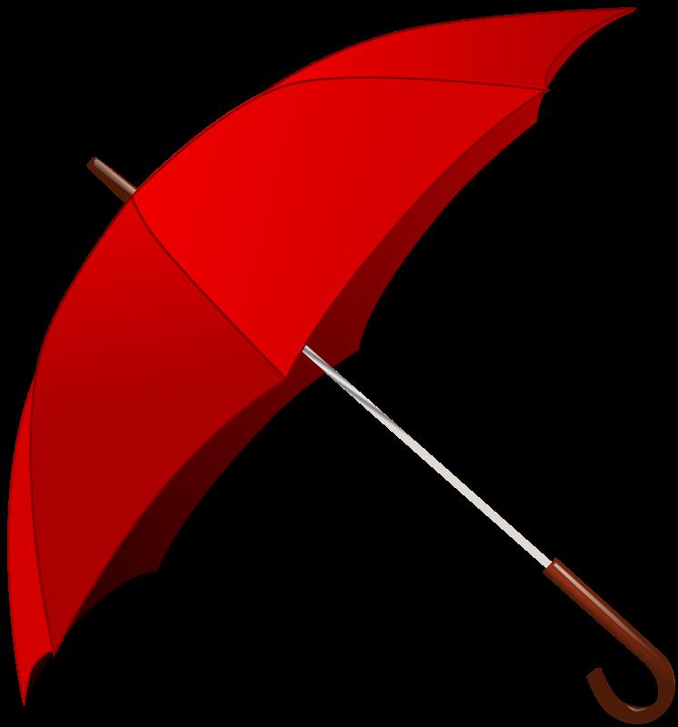 Umbrella rain panda free. Lunchbox clipart red