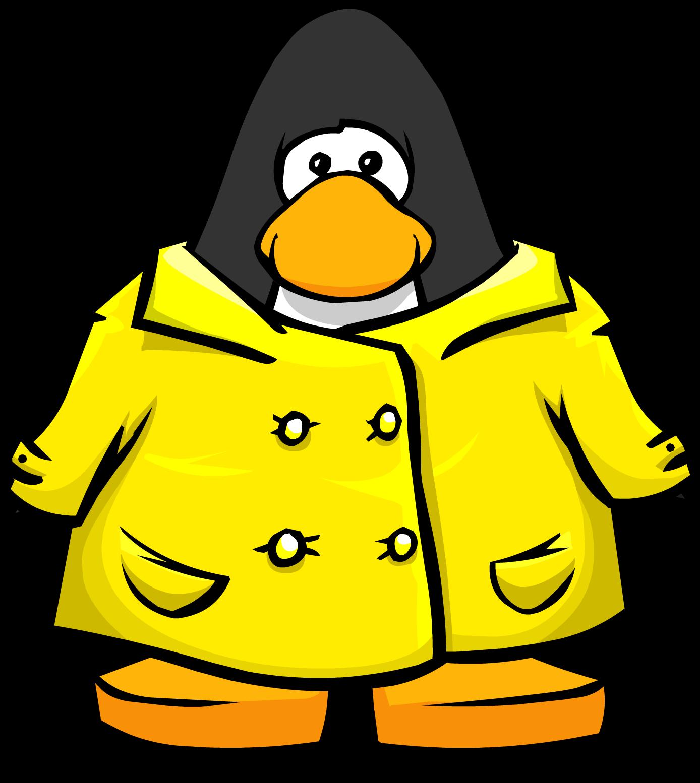 Image raincoat pc png. Clothing clipart yellow jacket