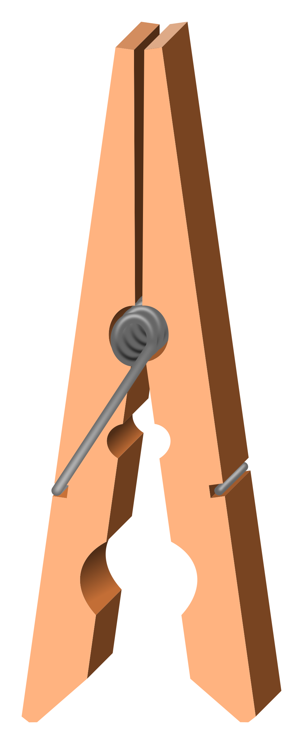 collection of clothes. Pin clipart clothespin