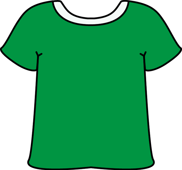 clipart clothes shirt