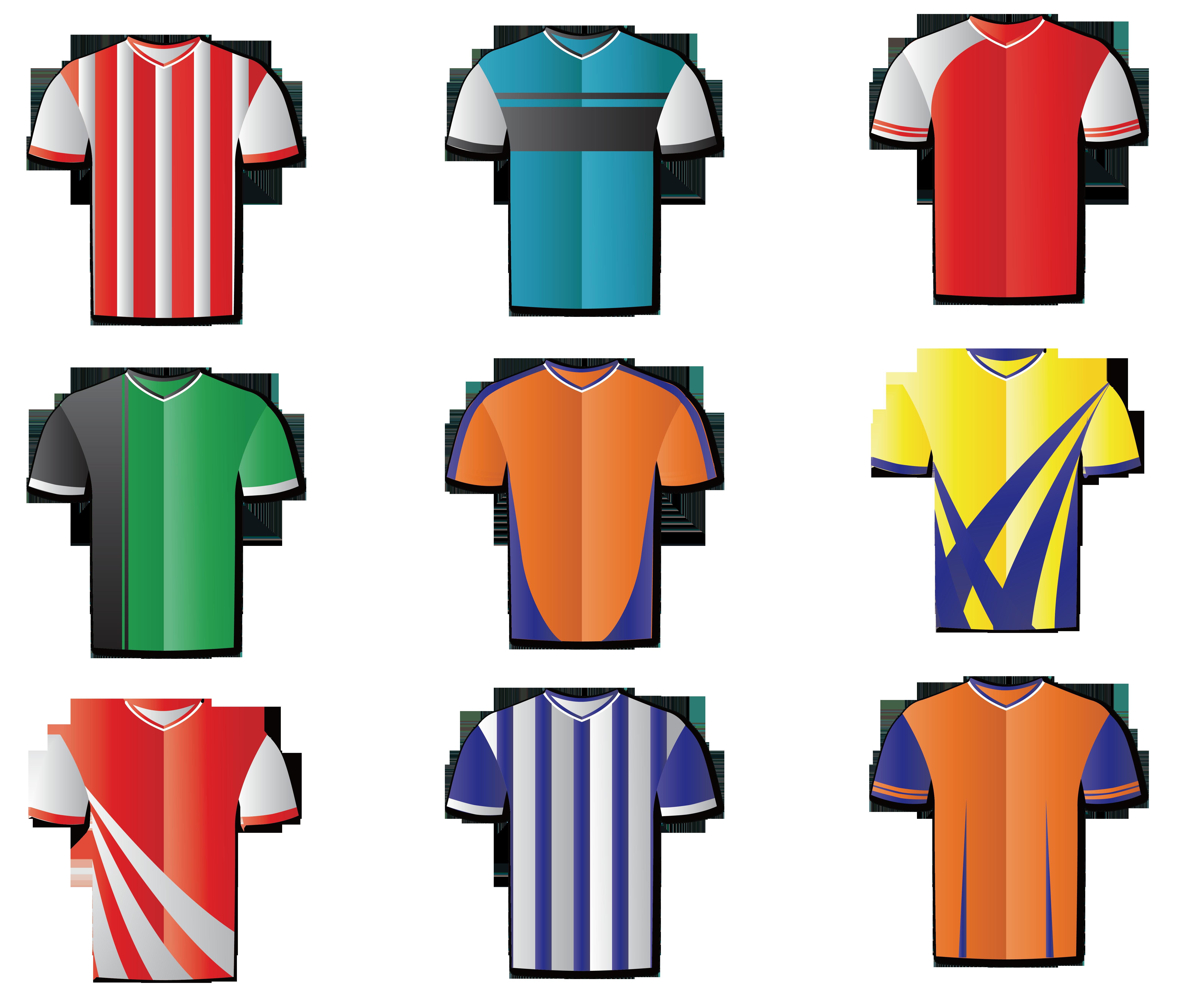 shirts clipart soccer jersey