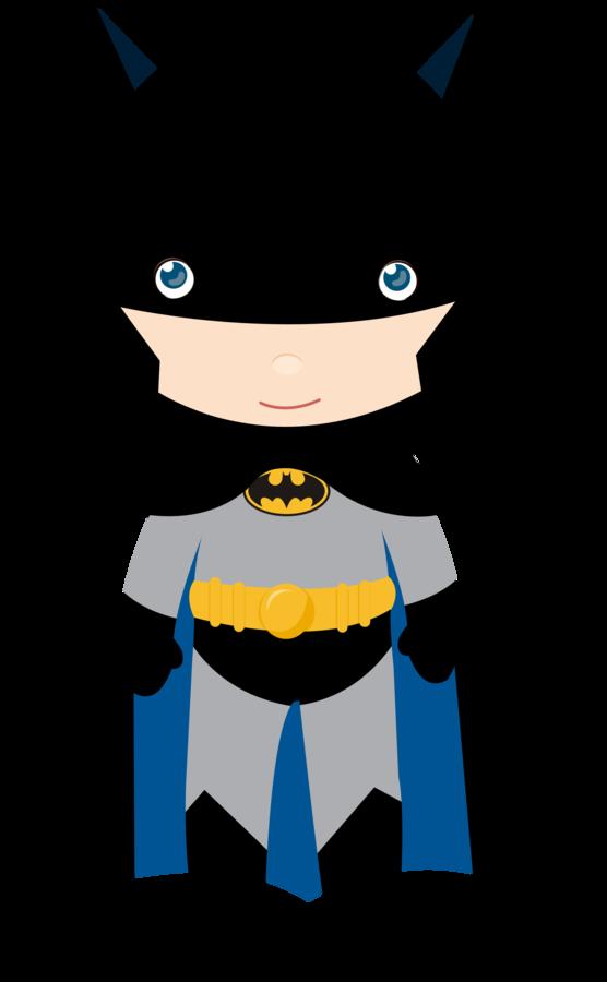 superheroes clipart preschool