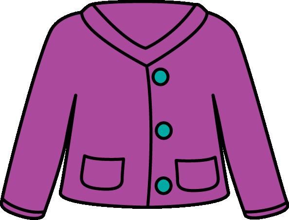Jacket clipart purple jacket. Sweater clip art images