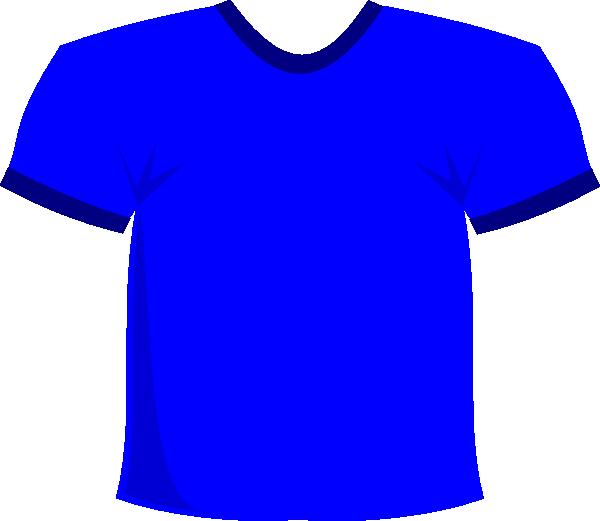 Blue clip art at. Clipart designs t shirt