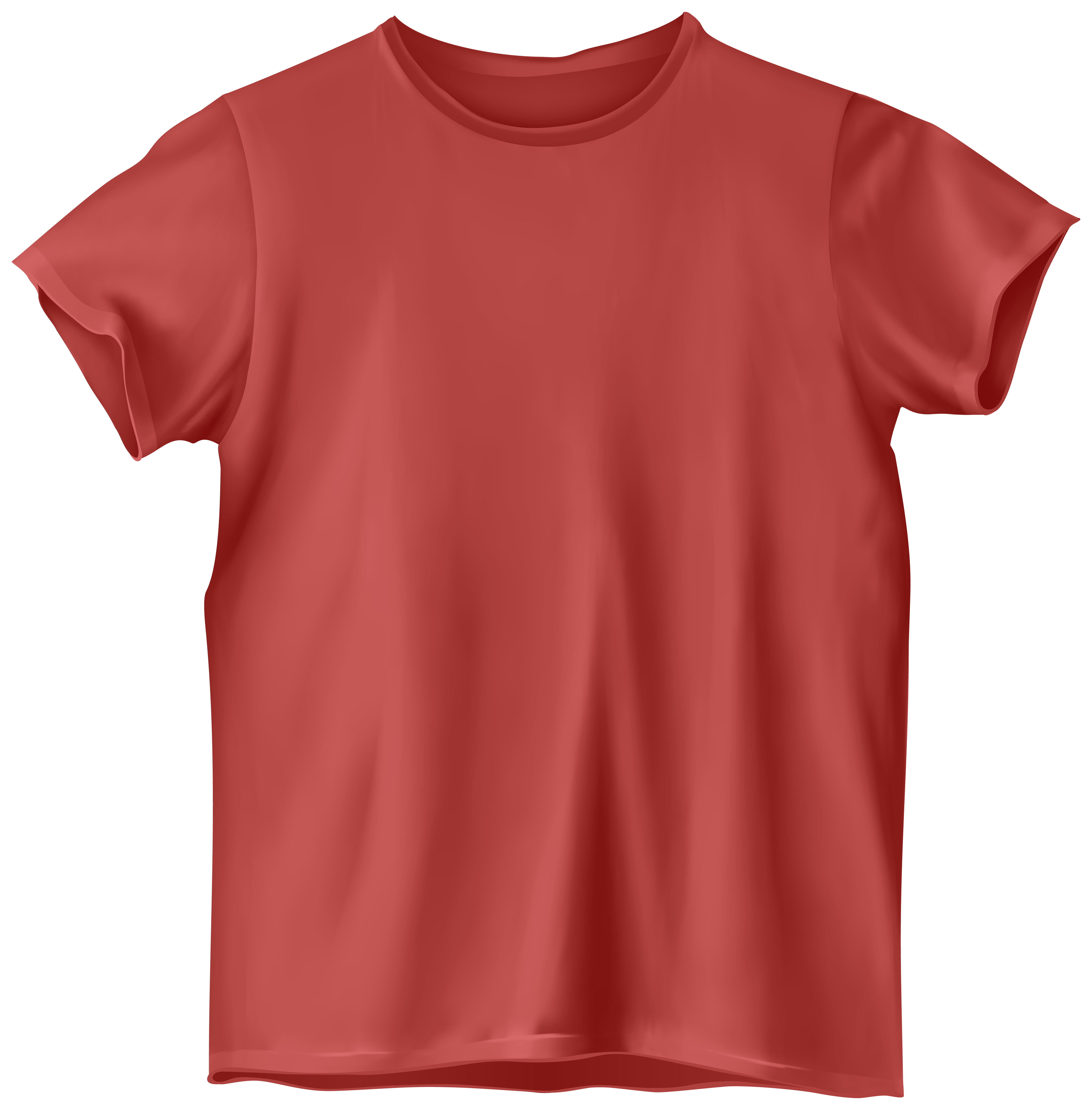 Red t shirt png. Shirts clipart pink