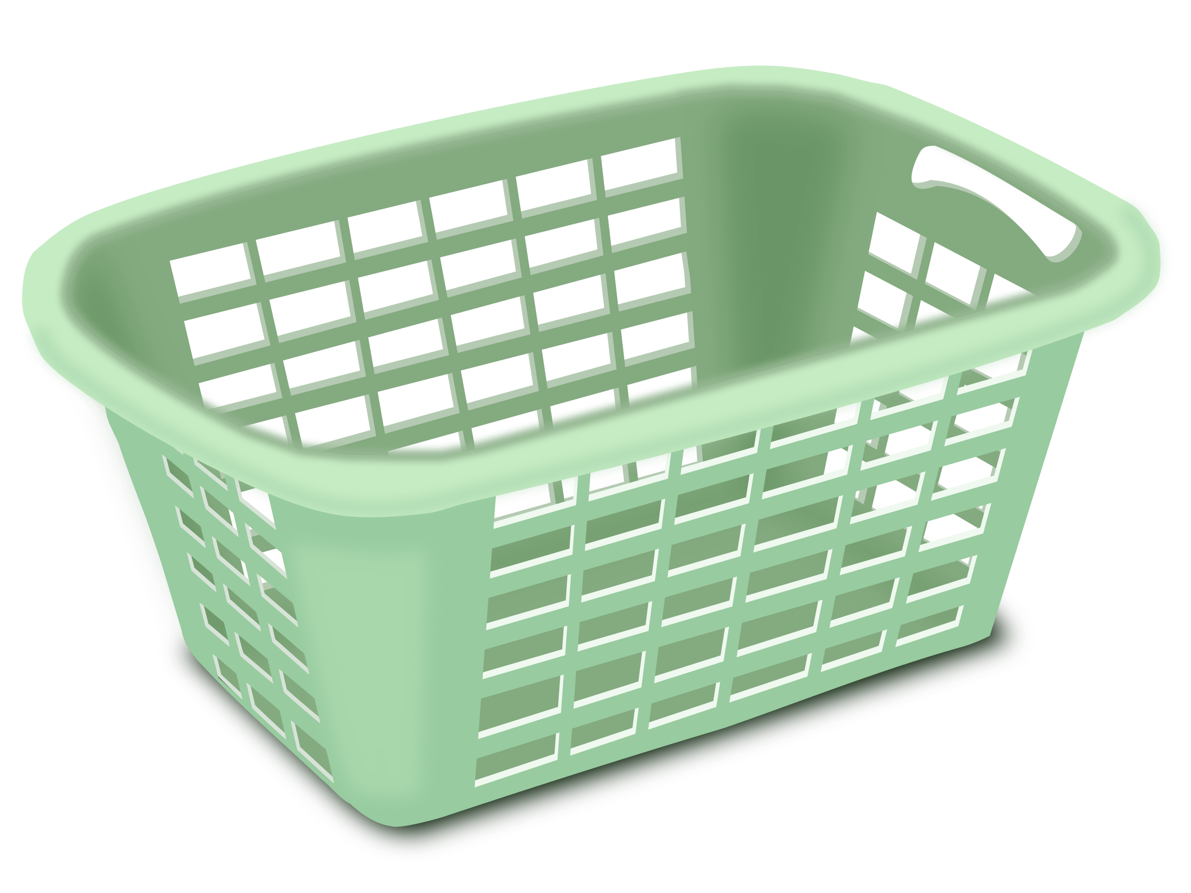 Plastic laundry clip art. Clipart water basket
