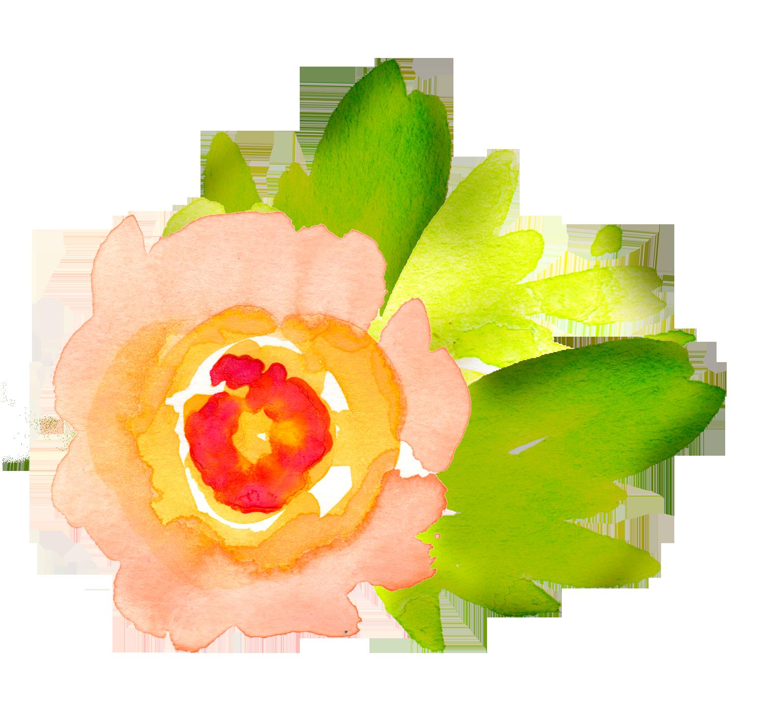 Thj free flowers fptfy. Crochet clipart watercolor